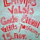 Latvijas Republikas gadadiena