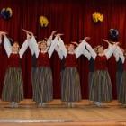 , Notikusi tautas deju kolektīvu skate