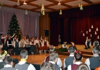 Ziemassvētku pasākums Pilsrundālē