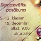 , Ziemassvētku pasākums
