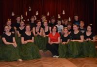 Deju kolektīvu nometne Pilsrundāles vidusskolā