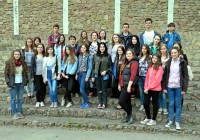 Pilsrundāles vidusskolas sadarbības projekts ar Jana Pavla ģimnāziju no Polijas