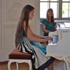 , Mūzikas un mākslas skolas pasākums