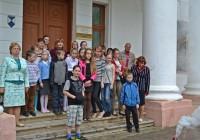Mūzikas un mākslas skolas nometne – nobeigums