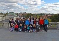 Sadarbības projekts ar Polijas skolēniem