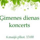 , Ģimenes diena koncerts