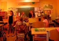 Skolotāju diena 4.b klasē