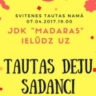 ", JDK ""Madaras"" jubileja"