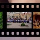 , Skolā viesojas fotokompānija