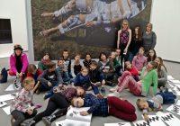 MMSK mācību ekskursija uz Nacionālo muzeju
