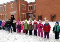 Ziemas prieki Svitenes skolā