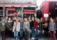 7.klase karjeras dienās pie ugunsdzēsējiem un glābējiem