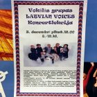 """Viesojas vokālā grupa """"Latvian Voices"""""""