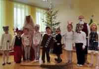 Ziemassvētku pasākums Svitenes skolā