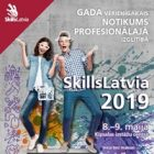 """, 8.-9. klašu skolēni apmeklē """"SkillsLatvia-2019"""""""