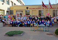 Zinību diena Pilsrundāles vidusskolā