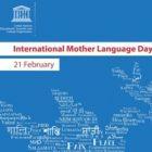 , Starptautiskā dzimtās valodas diena